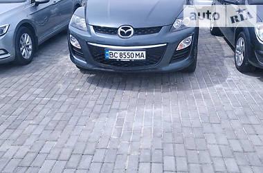 Внедорожник / Кроссовер Mazda CX-7 2011 в Львове