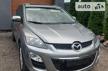Позашляховик / Кросовер Mazda CX-7 2010 в Луцьку
