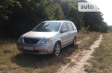 Mazda MPV 2001 в Нововолынске