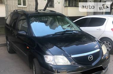 Mazda MPV 2003 в Львове