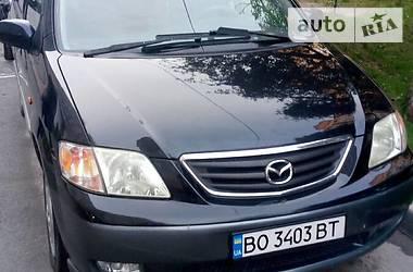 Mazda MPV 2002 в Тернополе