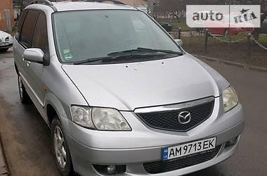 Mazda MPV 2003 в Житомире