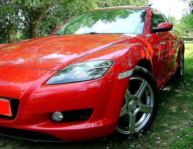 Купе Mazda RX-8 2004 в Киеве