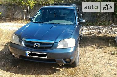 Mazda Tribute 2001 в Николаеве