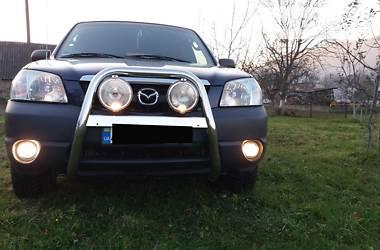 Mazda Tribute 2002 в Вижнице