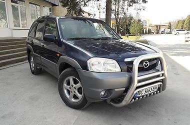 Mazda Tribute 2002 в Самборе