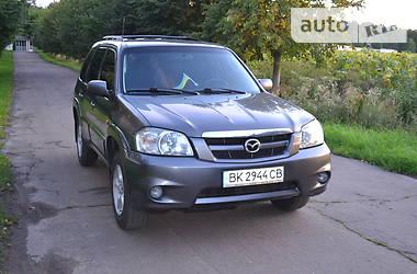 Внедорожник / Кроссовер Mazda Tribute 2004 в Ровно