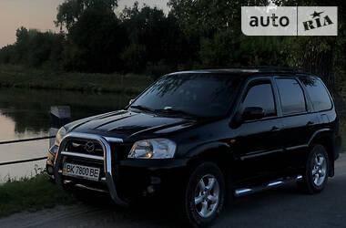 Внедорожник / Кроссовер Mazda Tribute 2004 в Дубно