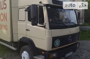 Фургон Mercedes-Benz 1317 1997 в Лисичанске
