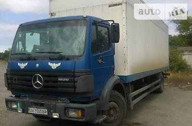 Mercedes-Benz 1820 1998 в Северодонецке