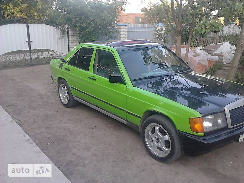Mercedes-Benz 190 1985 в Киеве