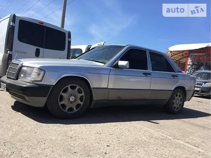 Mercedes-Benz 190 1992 в Харькове