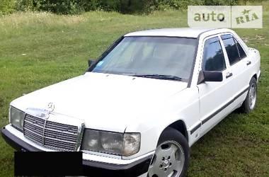 Mercedes-Benz 190 1990 в Миргороде