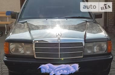 Mercedes-Benz 190 1986 в Луцке
