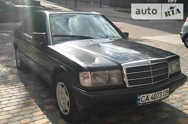 Mercedes-Benz 190 1989 в Черкассах