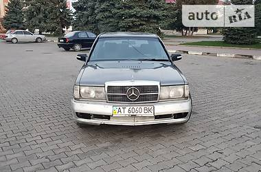 Mercedes-Benz 190 1992 в Тысменице