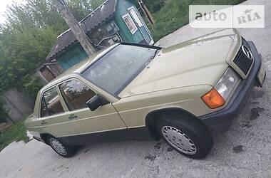 Mercedes-Benz 190 1985 в Ровно