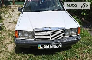 Седан Mercedes-Benz 190 1986 в Николаеве