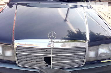 Седан Mercedes-Benz 190 1991 в Тернополе