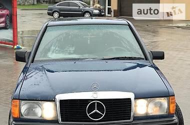 Седан Mercedes-Benz 190 1988 в Городке