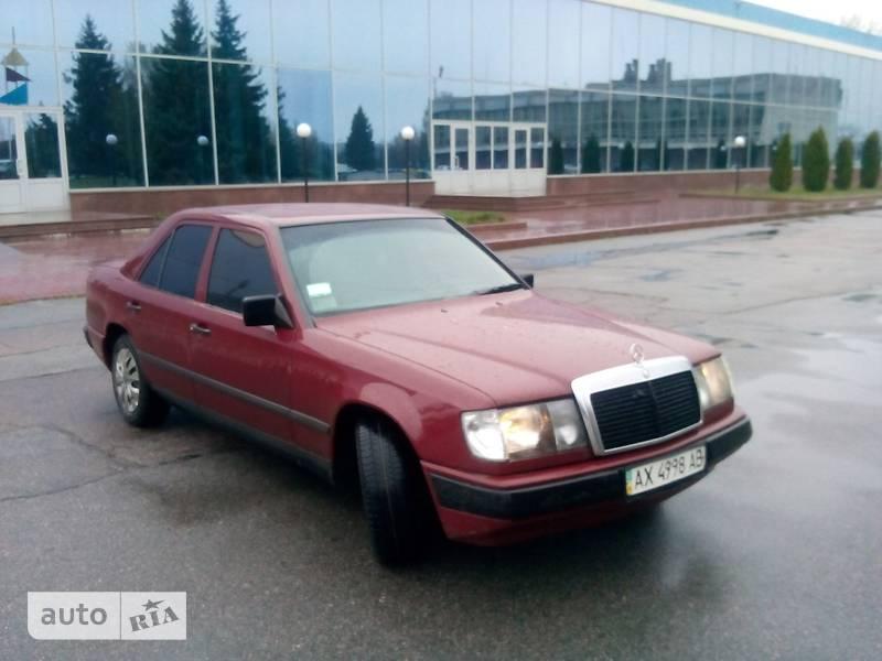 Mercedes-Benz 200 1989 в Кропивницком