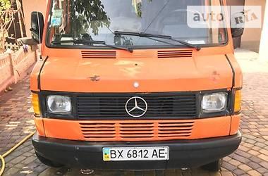 Mercedes-Benz 207 груз. 1986 в Дунаевцах