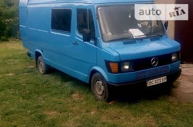 Mercedes-Benz 207 груз. 1993 в Львове