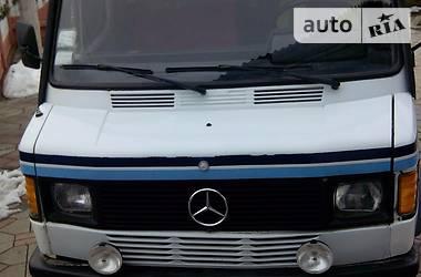 Mercedes-Benz 208 груз. 1990 в Черновцах