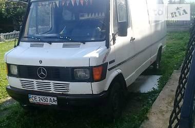 Mercedes-Benz 210 1986 в Черновцах