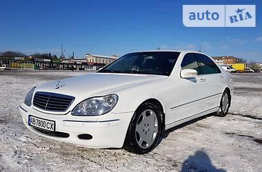 Mercedes-Benz 220 1999 в Тульчине
