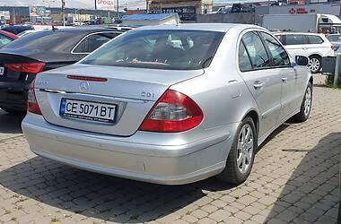 Седан Mercedes-Benz 220 2007 в Черновцах