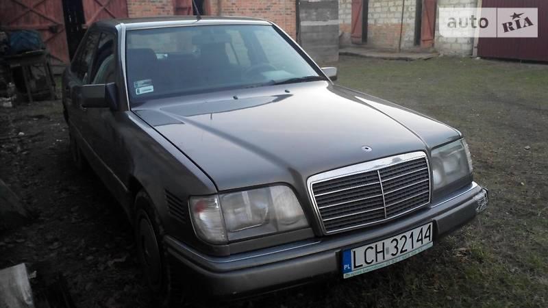 Mercedes-Benz 300 1993 в Луцке