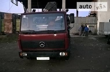 Mercedes-Benz 817 1987 в Ивано-Франковске