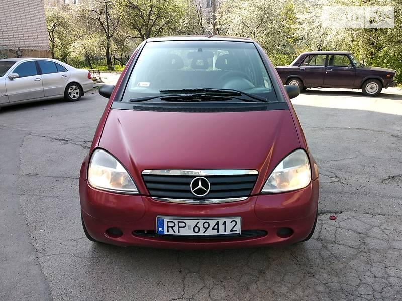 Mercedes-Benz A 140 1998 в Виннице