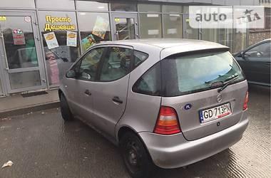 Mercedes-Benz A 140 1999 в Рогатине
