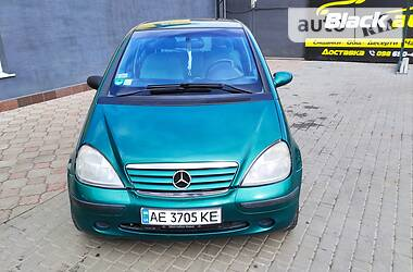 Mercedes-Benz A 140 1999 в Никополе