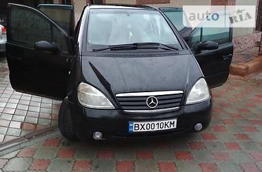 Mercedes-Benz A 160 2001 в Хмельницком