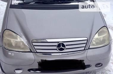 Mercedes-Benz A 160 1997 в Львове