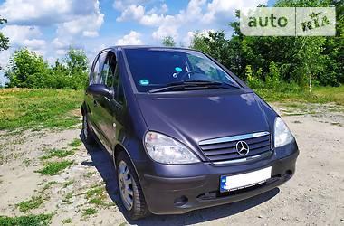 Mercedes-Benz A 160 2000 в Києві