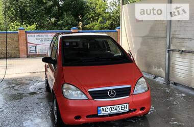 Mercedes-Benz A 160 1999 в Владимир-Волынском