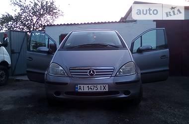 Mercedes-Benz A 170 2000 в Яготине