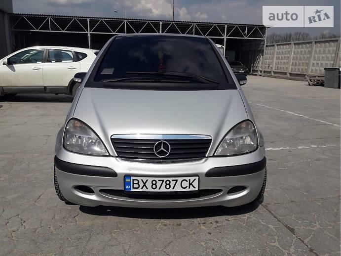 Mercedes-Benz A 170 2003 в Каменец-Подольском
