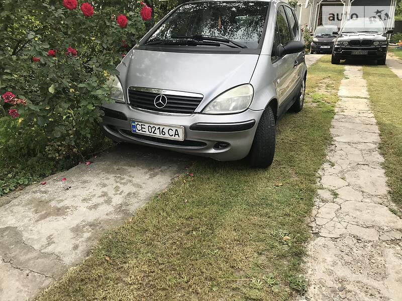 Mercedes-Benz A 170 2000 в Черновцах