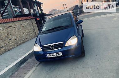 Mercedes-Benz A 170 2000 в Тячеве