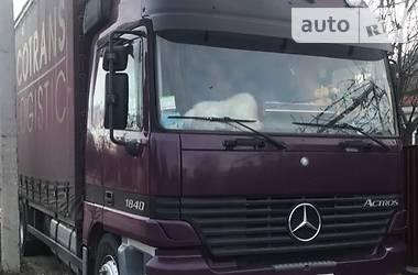 Mercedes-Benz Actros 1999 в Кропивницком