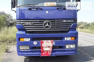 Mercedes-Benz Actros 2001 в Николаеве