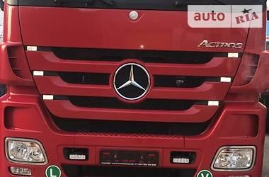 Mercedes-Benz Actros 2012 в Стрые