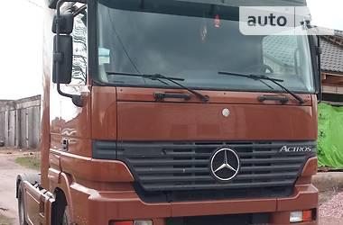 Mercedes-Benz Actros 2000 в Овруче