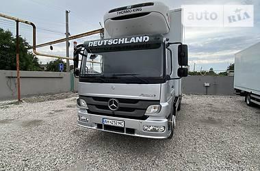 Рефрижератор Mercedes-Benz Atego 1218 2012 в Покровске
