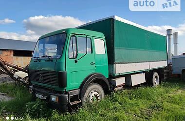Вахтовый автобус / Кунг Mercedes-Benz Atego 1624 1978 в Черновцах